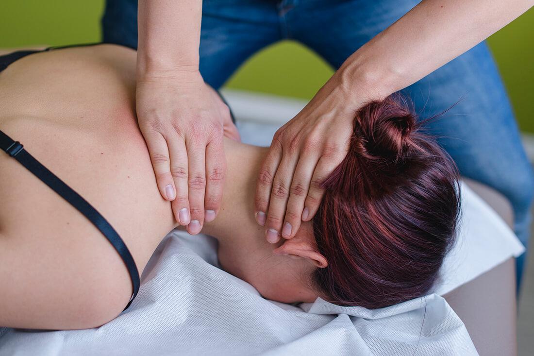 Physiotherapie München Nymphenburg - Leistungen Behandlung