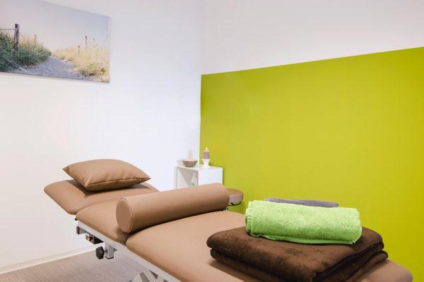 Physiotherapie München Nymphenburg - Praxis - Behandlungszimmer