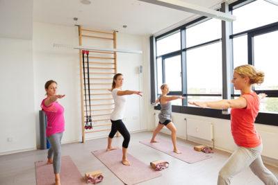 Physiotherapie München Nymphenburg - Leistungen Gruppenkurse